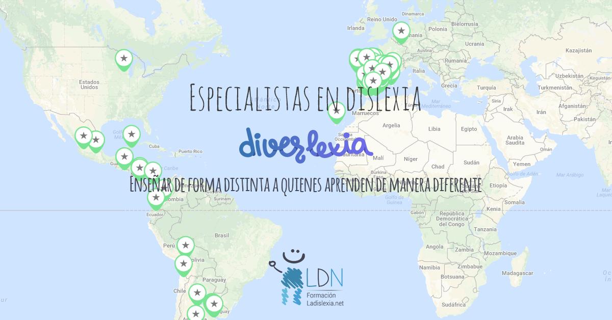 Especialistas en dislexia